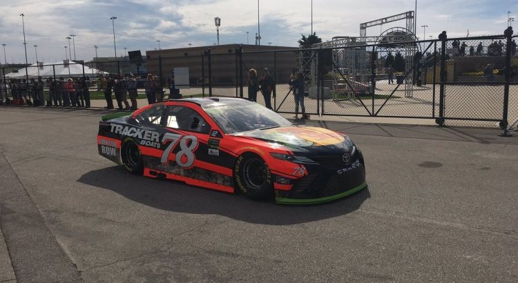 MONSTER ENERGY NASCAR CUP SERIES AT LAS VEGAS Results